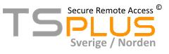 TSplus Sverige | Fjärranslutning | Fjärrskrivbord